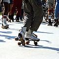 Roller Skates by Emanuel Tanjala