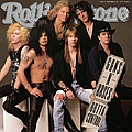 Rolling Stone Cover - Volume #612 - 9/5/1991 - Guns 'n Roses by Herb Ritts