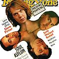 Rolling Stone Cover - Volume #711 - 6/29/1995 - Soul Asylum by Matt Mahurin