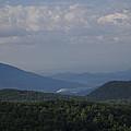 Rolling Through The Blue Ridge by Victoria Ashley