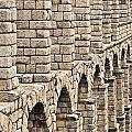 Roman Aqueduct Segovia by John Greim