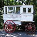 Roman Candy Wagon by Renee Barnes
