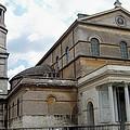 Roman Church by Ashley Borchers