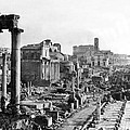 Roman Colosseum - Italy -  C 1906 by International  Images