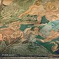 Roman Cosmological Mosaic by Sheila Terry