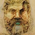 Roman Fountain by George Sylvia