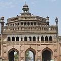 Roman Gate by Ashish Jha