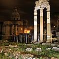 Roman Ruins 1 by Andrew Fare