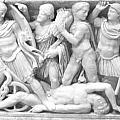 Roman  War Sculpture   by Paul Washington