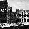 Rome: Colosseum, C1864 by Granger