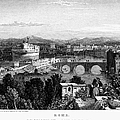 Rome: Scenic View, 1833 by Granger