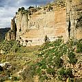 Ronda Rock In Andalusia by Artur Bogacki