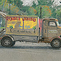 Ronnie John's Beach Cafe by Donald Maier