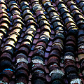 Roof Tiles 2 by Mitch Shindelbower