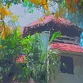 Roof Top by Usha Shantharam