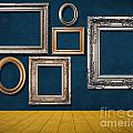 Room With Frames by Atiketta Sangasaeng