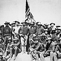 Roosevelt & Rough Riders by Granger