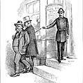 Roosevelt Cartoon, 1884 by Granger