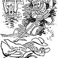 Roosevelt Cartoon, 1902 by Granger