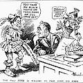 Roosevelt Cartoon, 1934 by Granger