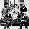 Roosevelt Family 1878 by Granger