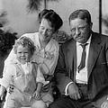 Roosevelt Family, 1915 by Granger