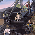 Roosevelt: Panama Canal by Granger