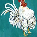 Rooster Call by Erin  McNutt