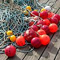 Ropes And Buoys by Are Lund