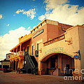 Rosas Cantina In Old Tuscon Az by Susanne Van Hulst