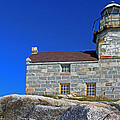 Rose Blanche Lighthouse by Gord Patterson