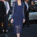 Rose Byrne Wearing A Marc Jacobs Dress by Everett