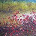 Rose Hips  by Jackie Bush-Turner