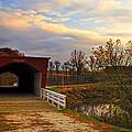 Roseman Bridge by Randall Branham