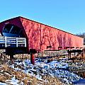 Roseman Covered Bridge by Julio n Brenda JnB