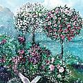 Roses For Maria by Milenka Delic