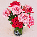 Roses by J Michael Elliott