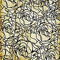 Roses Pattern by Setsiri Silapasuwanchai