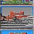 Roswell Park Cancer Institute by Michael Frank Jr