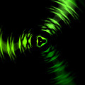 Rotation Green by Steve K