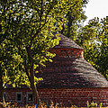 Round Block Barn by Edward Peterson