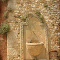 Roussillon Fountain by Carla Parris