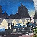 Route 66 Brandon Mural by Bob Christopher