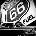 Route 66 by Emily Kelley