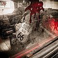 Route 66 by Jessica Brawley