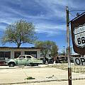 Route 66 Still Open by Bob Christopher