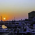 Rovinj Sunset by Madeline Ellis