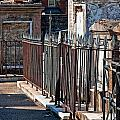 Row Of Tombs St Louis One Cemetery New Orleans by Kathleen K Parker