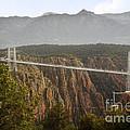 Royal Gorge Bridge Colorado - The World's Highest Suspension Bridge by Christine Till