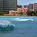 Royal Hawaiian Hotel by Kevin Smith